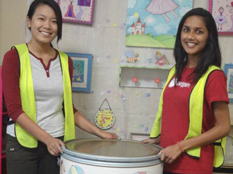 School Volunteers 1